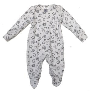 just-chillin-baby-boys-girls-unisex-babygrow-charcoal-white-farm