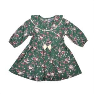 just-chillin-baby-girls-dress-green-floral-clothes-cape-town-south-africa