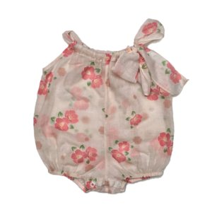just-chillin-romper-muslin-floral-peach-cream-south-africa