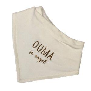 just-chillin-baby-girls-waterproof-bib-cream-gold-ouma-se-engel-accessories-south-africa