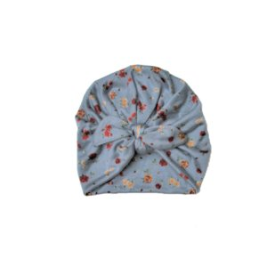 just-chillin-light-blue-floral-turban-baby-girls