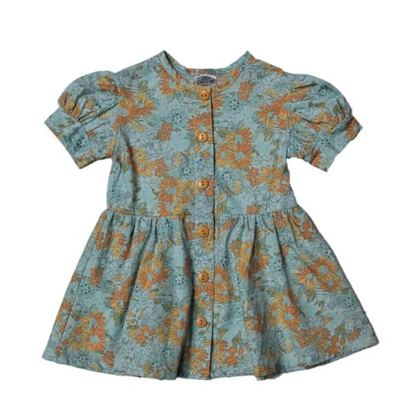 just-chillin-turquoise-mustard-flowers-baby-girls-dress